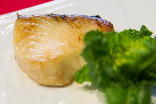 鰆の西京味噌漬け焼